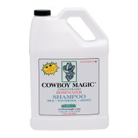 Straight Arrow Products D cowboy magic rosewater shampoo - gallon, 4 ea