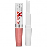 Maybelline superstay lipcolor, timeless toffee - 2 ea, 2 pack