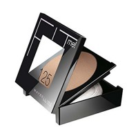 Maybelline fit me powder, nude beige - 2 ea, 2 pack