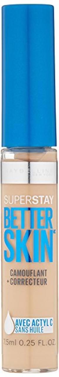 Maybelline superstay better skin concealer, light - 2 ea