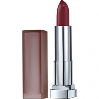 Maybelline color sensational creamy mattes lipstick, burgundy blush - 2 ea