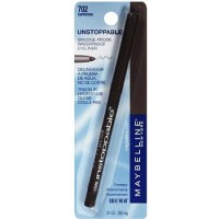 Maybelline unstoppable smudge-proof waterproof eyeliner, pewter 30 - 2 ea