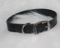 Hamilton Leather creased leather collar - 1 x 22 in, 6 ea