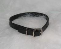 Hamilton Leather creased leather collar - 1/2 x 16 in, 6 ea