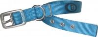 Hamilton Pet Company double thick nylon dog collar - 1x22 in, 1 ea