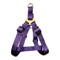 Hamilton Pet Company adjustable easy on dog harness - 5/8 x 12-20 in, 1 ea