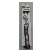 Hamilton Pet Company nylon lead with snap carded - 5/8inchx6foot, 1 ea
