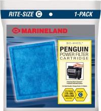 Tetra rite size penguin power filter cartridge - size c/1 pack, 72 ea
