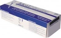 Neogen Ideal D plastic hub disposable needle - 16 gax1 inch, 10 ea
