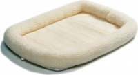 Midwest Container - Beds quiet time sheepskin bed - 54x37 in, 6 ea