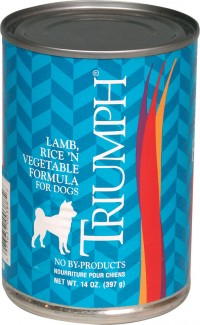 Triumph Pet Industries canned dog food - 13.2 oz, 12 ea
