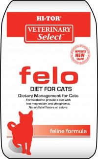 Triumph Pet Industries hi-tor felo diet cat food - 20 lb, 1 ea