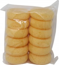 Decker Mfg Company decker tack sponge - 12 pack, 42 ea