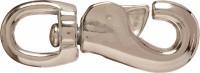 Henssgen Hardware Corp. P snap bull x-heavy duty swivel eye nickel plated - 1x5.25 in, 10 ea