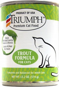 Triumph Pet Industries triumph canned cat food - 13 oz, 12 ea