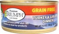 Triumph Pet Industries triumph grain free canned cat food - 5.5 oz, 24 ea