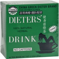 Uncle lee's tea dieters tea for wt loss  - 30 ea