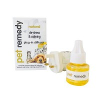 Pet remedy natural plug in diffuser 40ml - 1 ea