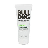 Bulldog Natural Skincare Original Face Scrub For Men - 3.3 oz