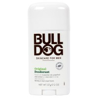 Bull dog original deodorant,  skin care for men -  2 oz