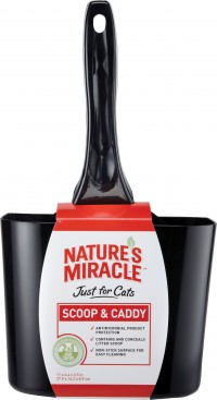 Nature'S Miracle nature's miracle scoop & caddy - 10 ea