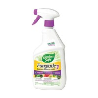 Spectracide garden safe fungicide 3 ready to use spray - 24 ounce, 6 ea