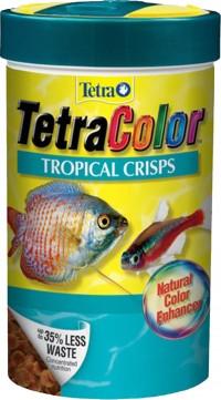 Tetra tetracolor tropical flakes - 2.2 ounce, 24 ea