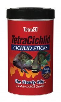Tetra tetracichlid floating cichlid sticks - 11.3 ounce, 12 ea