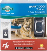 Petsafe - Electronics smart dog bluetooth compatible remote trainer - up to 28 in, 2 ea