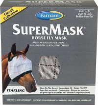 Farnam Companies Inc supermask ii without ears - yearling, 12 ea