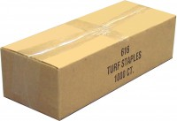 Jobes Company bulk fabric staples - 1,000 count, 1 ea