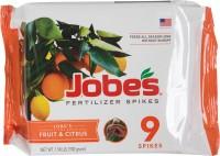 Jobes Company jobe's fruit tree fertilizer spikes - 9pk, 12 ea