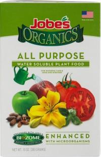 Jobes Company jobe's organics water solubles jobes all purpose - 10 ounce, 12 ea