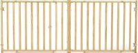 """Midwest Homes For Pets extra-wide wood pet gate - 24""""hx50.25-94"""", 1 ea"""