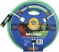 Swan P soft and supple premium garden hose - 50 foot, 1 ea