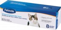 Petmate Inc hi-back litter liner - jumbo/8 count, 12 ea