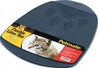 Petmate Inc flexible litter mat - 12 ea