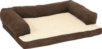 Petmate Inc - Beds bolstered ortho bed - 40x30 in, 2 ea
