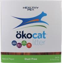 Healthy Pet - Litter okocat natural dust-free paper cat litter - 12.3 pound, 1 ea