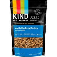 KIND Healthy Grains vanilla blueberry cluster - 11 oz,6 pack