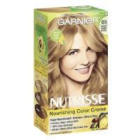 Garnier nutrisse permanent nourishing hair color creme #83 medium golden blonde - kit
