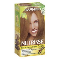 Garnier Nutrisse Permanent Creme Haircolor, #70, Dark Natural Blonde, 1 Ea