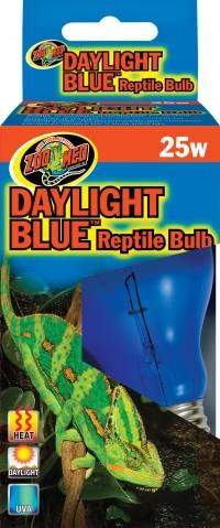 Zoo Med Laboratories Inc daylight blue reptile bulb - 25 watt, 72 ea