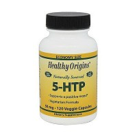 Healthy Origins Natural 5-HTP 50 mg Capsules - 120 ea