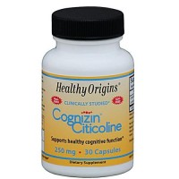 Healthy origins cognizin citicoline 250 mg - 30 ea