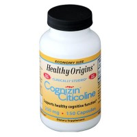 Healthy origins cognizin citicoline  250 mg - 150 ea