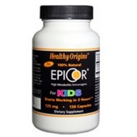 Healthy origins epicor for kids 125 mg - 150 ea