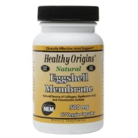 Healthy Origins - Natural Eggshell Membrane 500 mg.Capsules - 100 ea