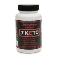 Healthy origins 7 keto DHEA metabolite 100 mg - 120 ea