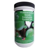 White egret pharmaceutical grade eucalyptus epsom salt - 30 oz
